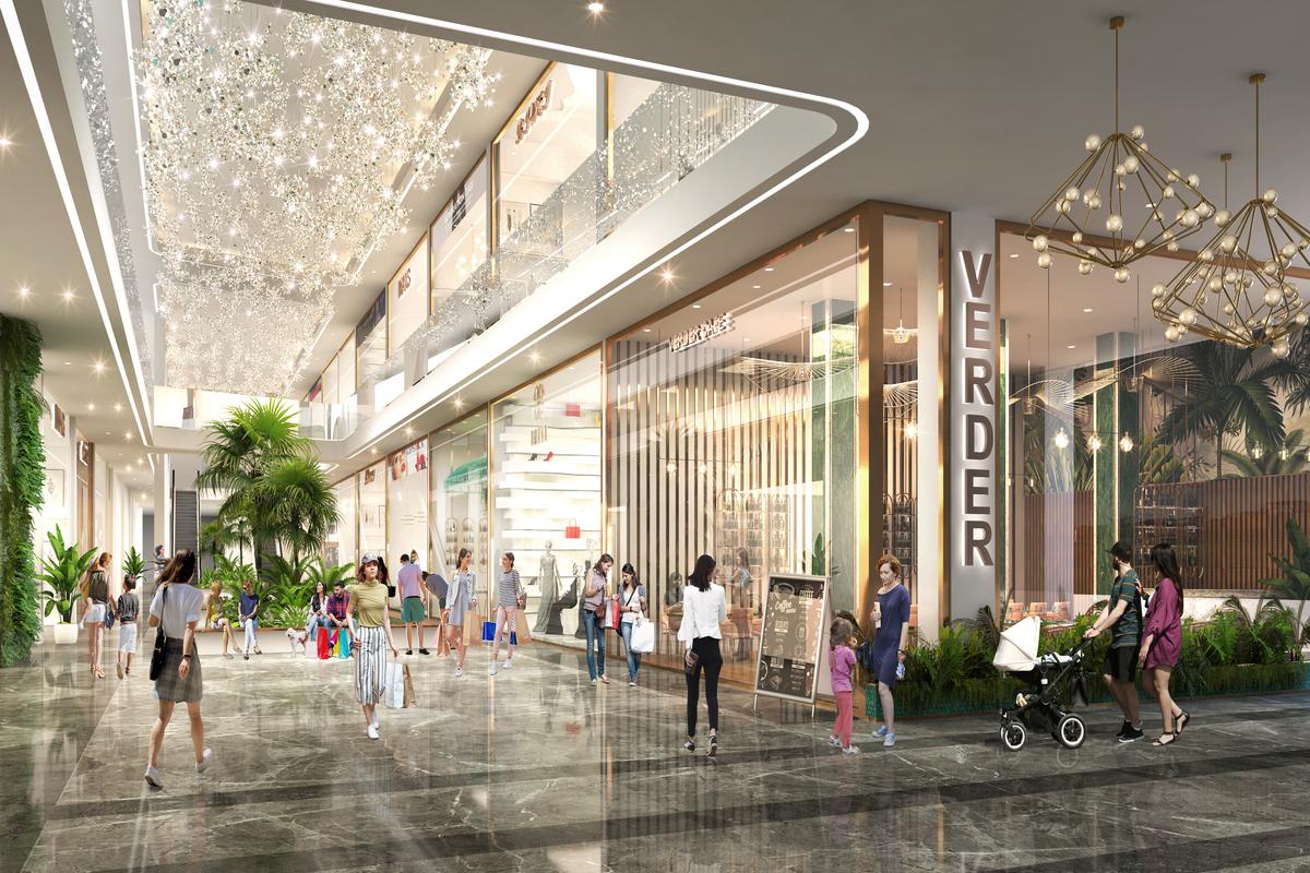 tiện ích dự án chung cư sky oasis